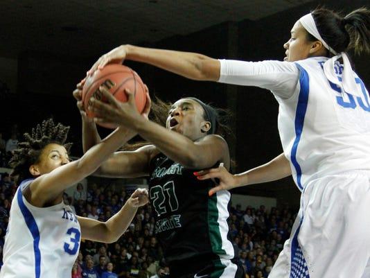 NCAA Wright State Kentucky Basketballt