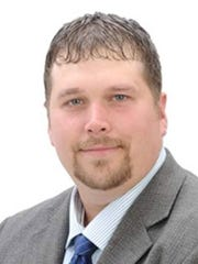 Brett Roberts, Republican candidate for the 65th state House District, 2014.