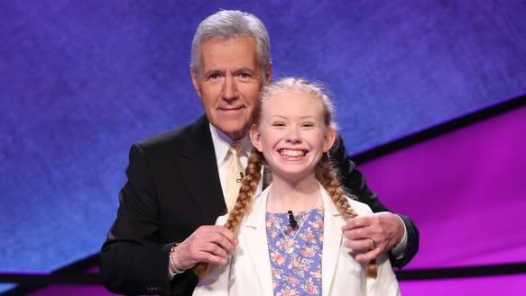 Eileen Bunch Jeopardy teen 7.10.14