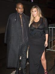 Kim Kanye Givenchy