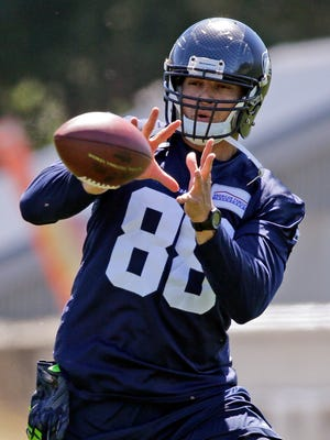 Is new Seahawks TE Jimmy Graham the weapon that gets Seattle another Lombardi Trophy?