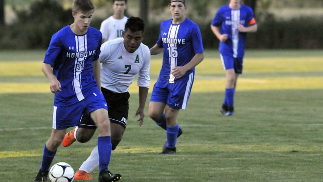 Most boys soccer teams in the Finger Lakes Leagues will finally get a chance to practice for the 2020 season beginning on Monday afternoon.