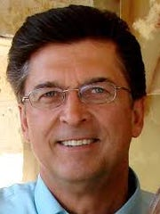 Former Arizona Sheriff Richard Mack will serve as Undersheriff if Republican candidate for Otero County Sheriff Rod Saint is elected into office.