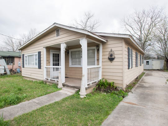 216 Louis Street in Cantonment on Wednesday, February