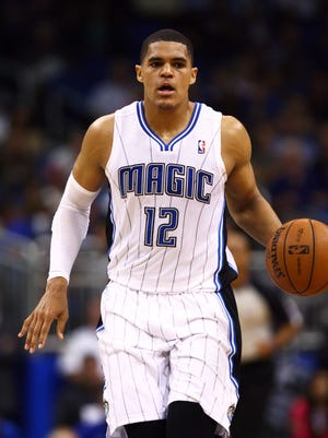 Orlando Magic small forward Tobias Harris signs four-year deal to remain with the Magic.