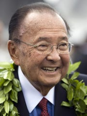 U.S. Sen. Daniel Inouye, D-Hawaii, a World War II veteran, fought for decades to restore the date of Memorial Day to May 30.