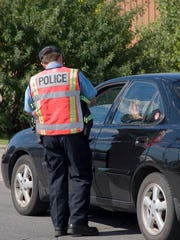 Police will target drivers exhibiting such aggressive driving behaviors as running red lights, speeding, and tailgating.