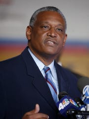 Former Mount Vernon Mayor Clinton Young says he does