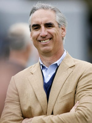 Oliver Luck left his leadership role at Indianapolis-based NCAA to become the new XFL's first CEO and commissioner.