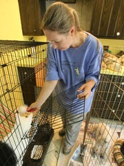 Ann Marie Gaudio of the Hudson Valley Humane Society.