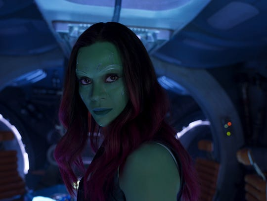 As well as in 'Guardians Of The Galaxy Vol. 2.'