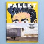 Pallet Magazine is the latest endeavor from Sam Calagione.