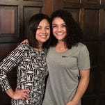 Olympic gymnast Laurie Hernandez on inspiring others