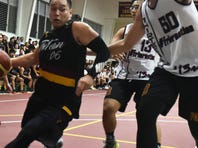 The Class of 2006 and the Class of 2013 battled it out on July 15 for the Father Duenas Memorial School Alumni Basketball Tournament.