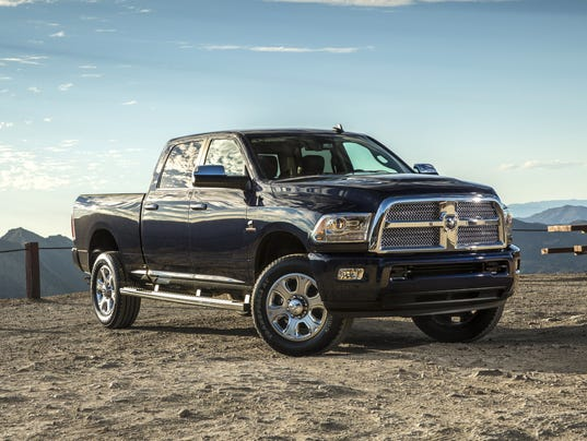 FCA Recalls Million Ram Pickups That Can Shift Out Of Park - Chrysler 2500