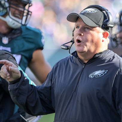 Eagles coach Chip Kelly said he's committed to turning