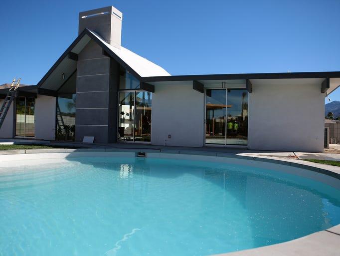 New Homes Use Licensed Plans From Architect Joseph Eichler