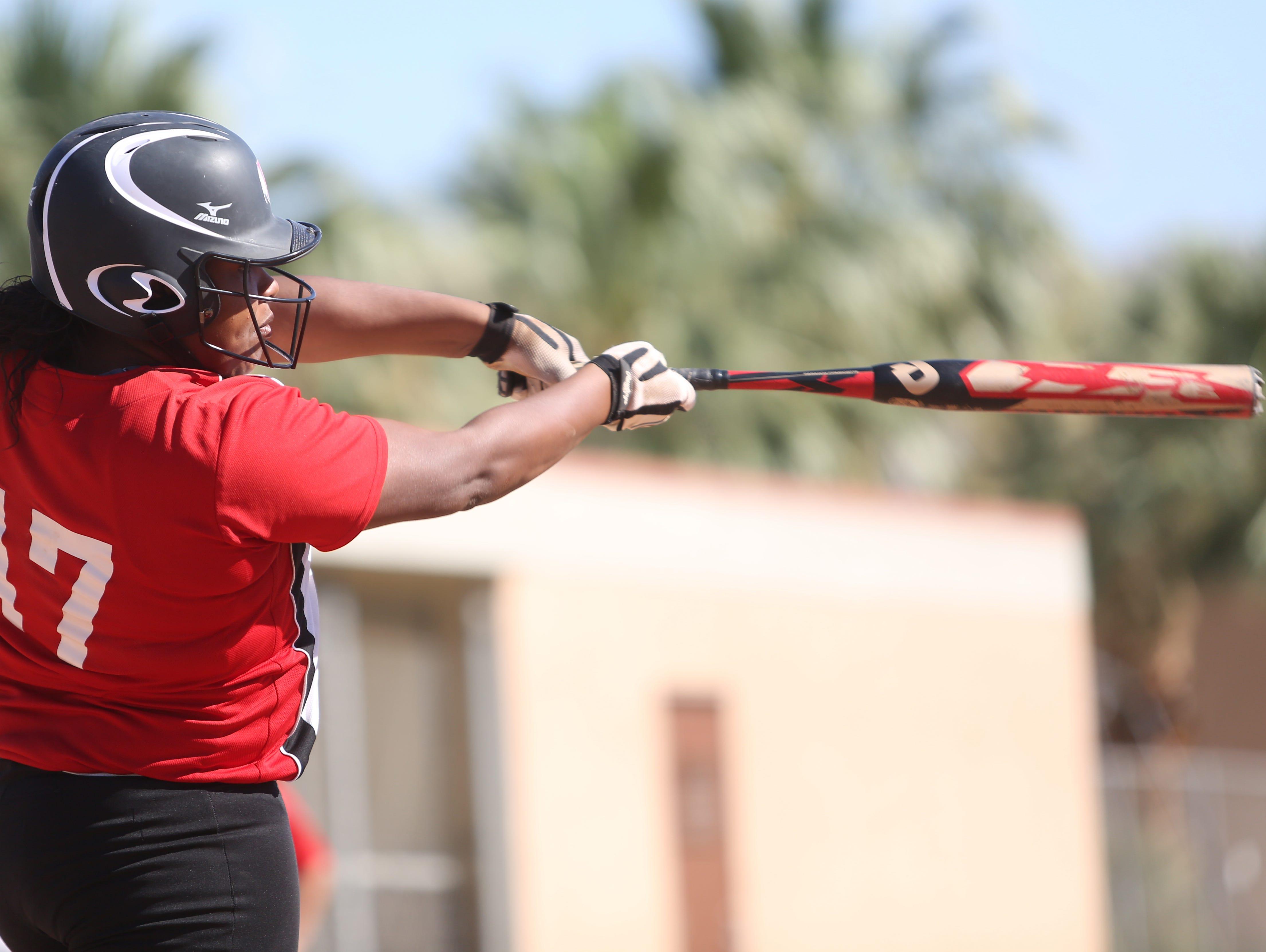 Girls' softball stockable photo
