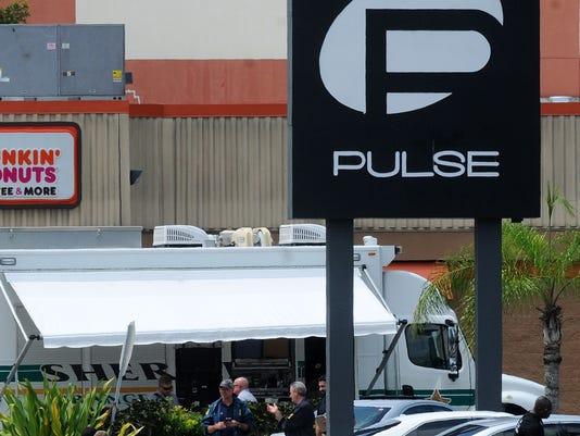Pulse nightclub, Orlando, Fla.