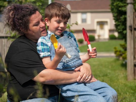 Logan Twp. boy inspires first-time blood donors