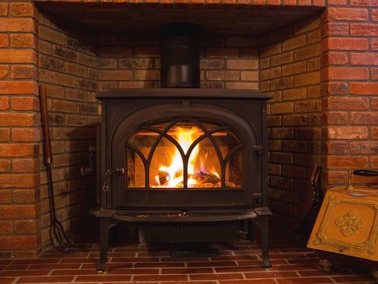 El uso de chimeneas debe evitarse en los días que las