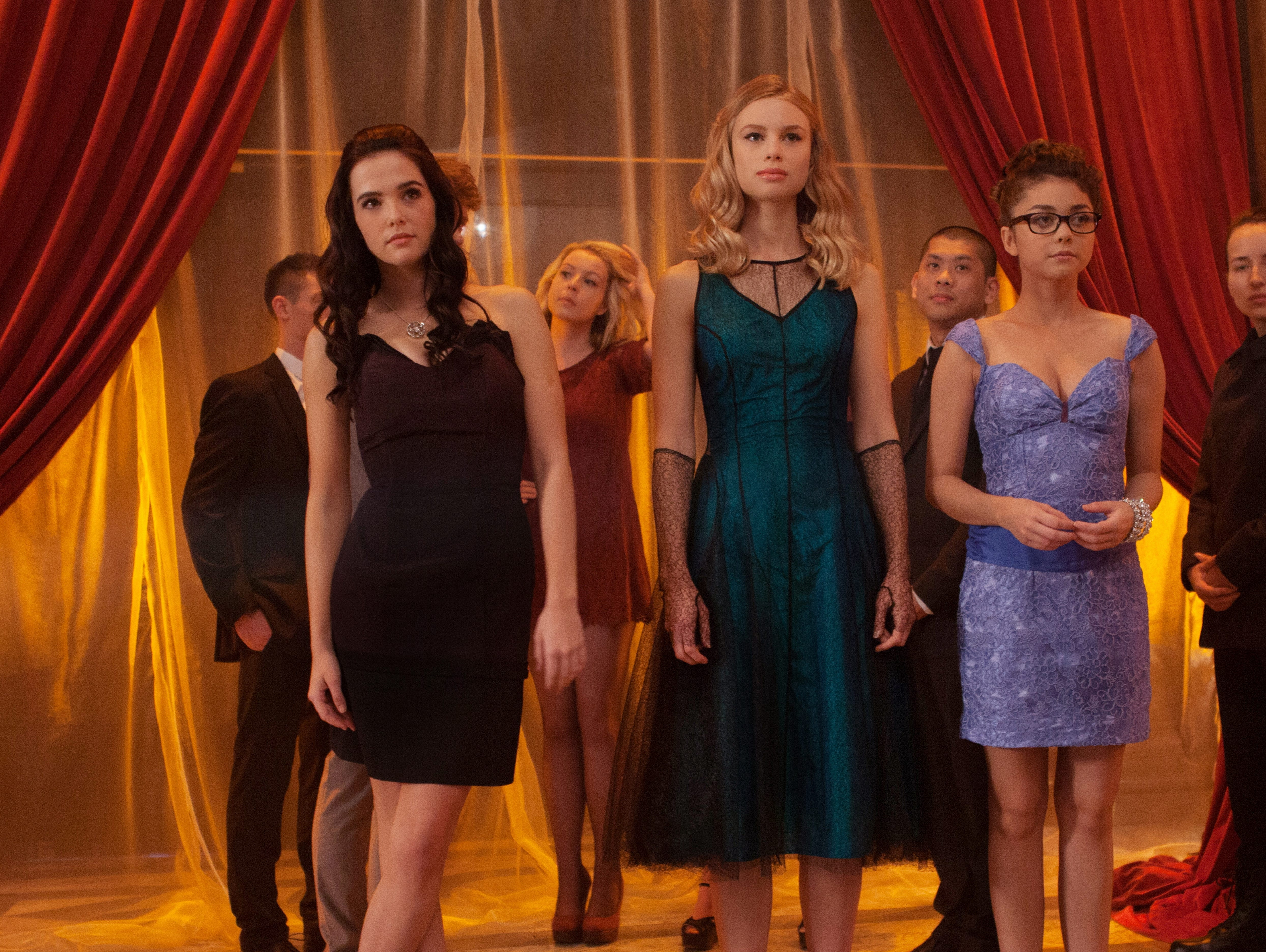 'Vampire Academy' Group Shot