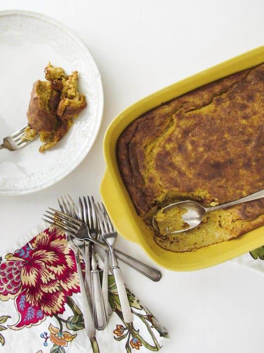 Food Deadline Sweet Potato Spoonbread