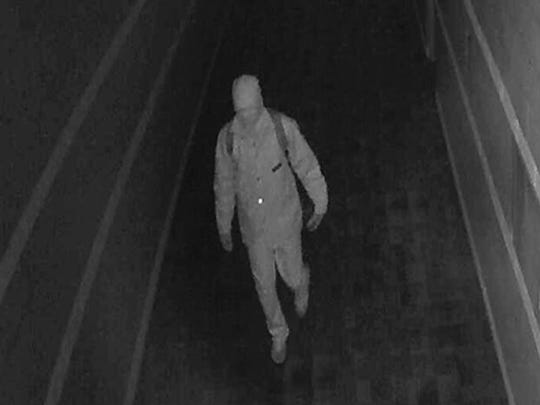 The Douglas County Sheriff's Office is looking for a suspect or suspects that allegedly vandalized Douglas High School.