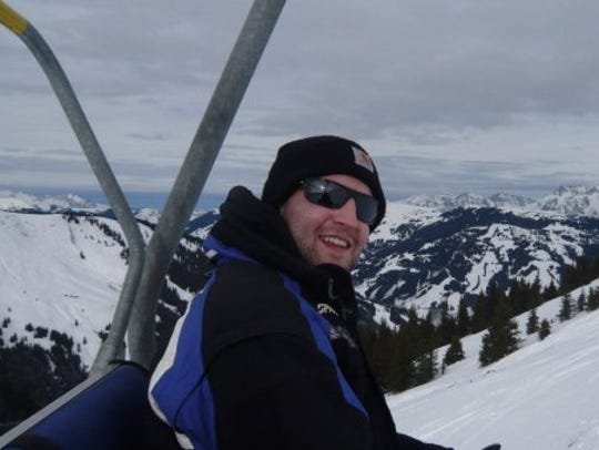 Andy Josuweit spent a semester studying in Austria.