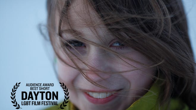 """Raising Zay,"" a documentary produced by The Enquirer's Meg Vogel was awarded the ""Audience Award - Best Short"" at the Dayton LGBT Film Festival."
