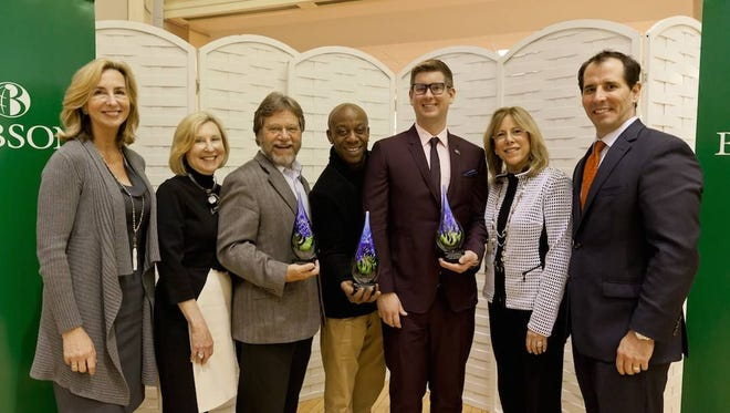 Greyston Foundation wins award for social innovation from Babson College.