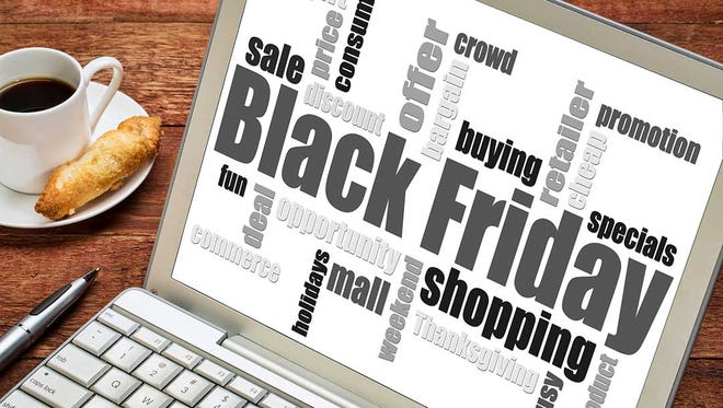 Make a plan and prepare before heading out to do Black Friday shopping.
