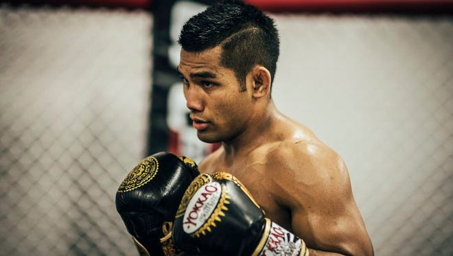 Joe Gogo will fight for the WBC Muay Thai lightweight national title in San Diego on Jan. 7.