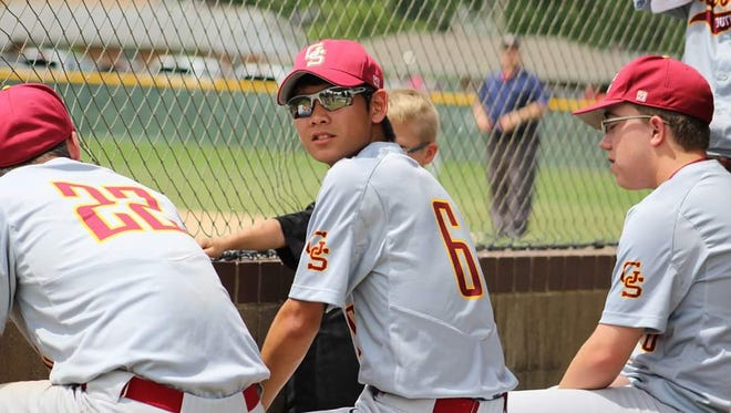 Gibson Southern's Sora Kashiwagi is an exchange student from Japan, who is headed home on June 4.
