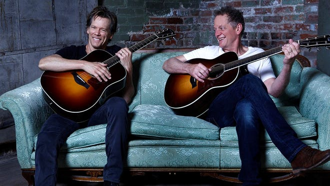 Kevin and Michael Bacon, of The Bacon Brothers, will perform at The Stanley Hotel on June 15 and 16.