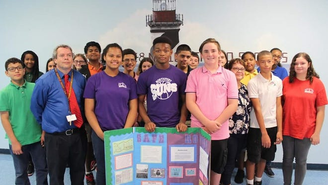 Northport students researched, investigated, interviewed, analyzed and finally helped make authentic change in city planning.
