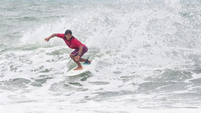 Jairo Perez at the 2018 NKF Surf Festival