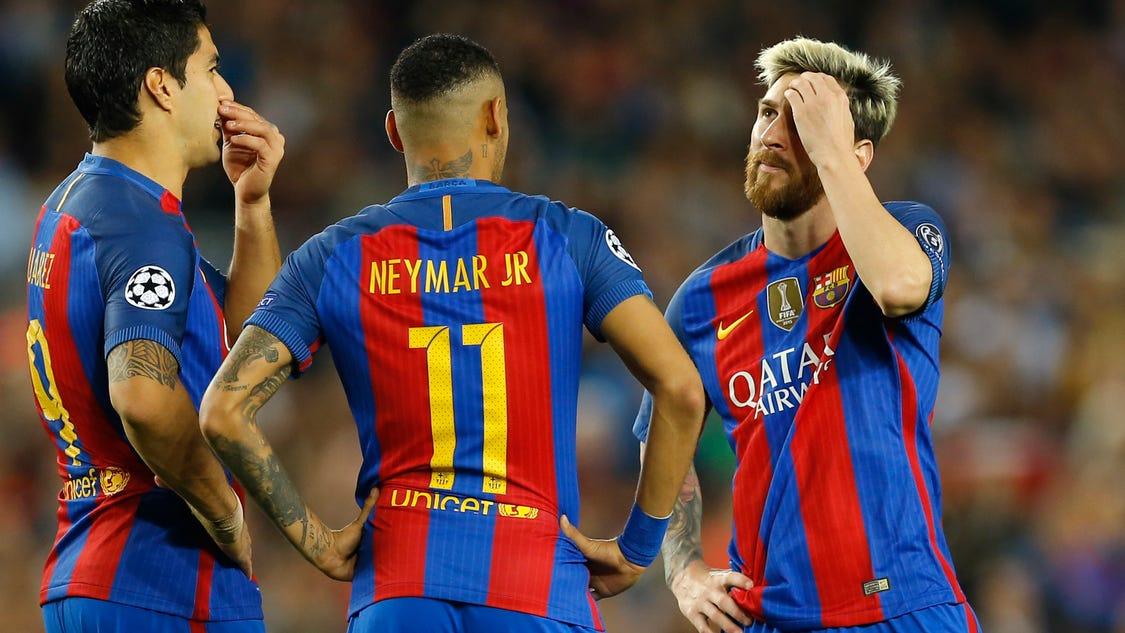 European leagues step up threats to uefa 39 s champions league - Firefly barcelona ...