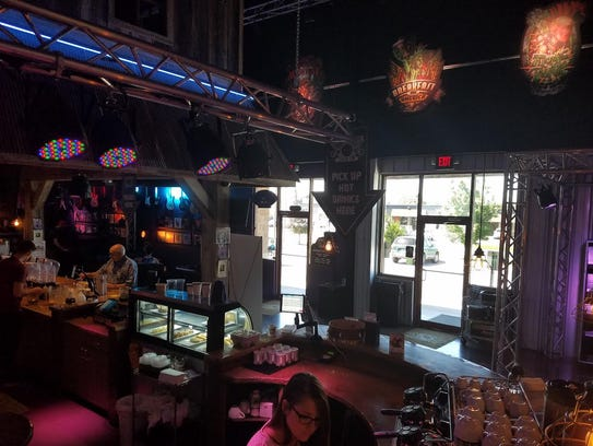Classic rock coffee company springfield site is 39 mother ship 39 for Classic club music