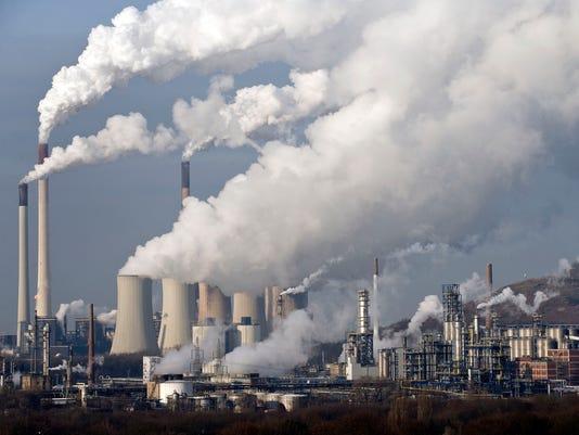 AP DENMARK UN CLIMATE REPORT I FILE DEU
