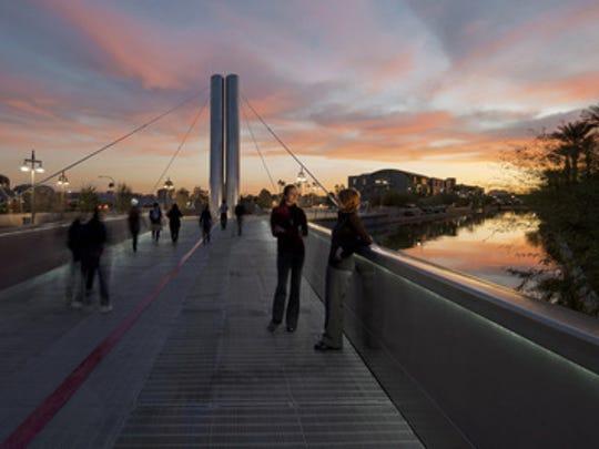 Soleri Bridge