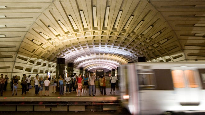 A man died at a Metro station in Washington, D.C. His parents are now suing for $25 million.