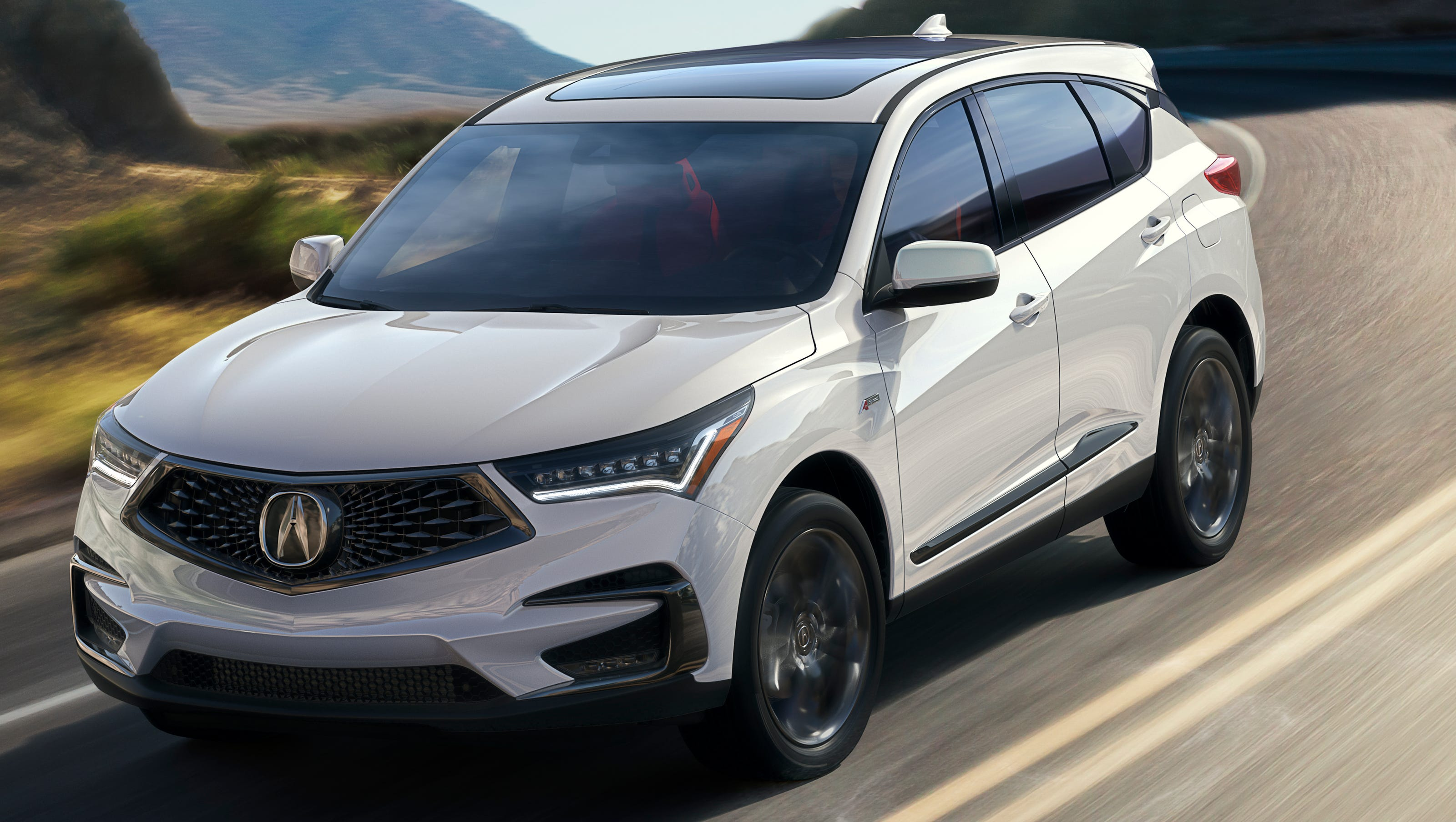 New York Auto Show Acura switches to smaller turbo engine in RDX