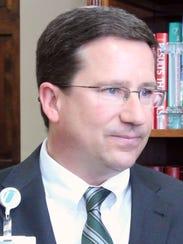 Tripp Penn is CEO of Upson Regional Medical Center