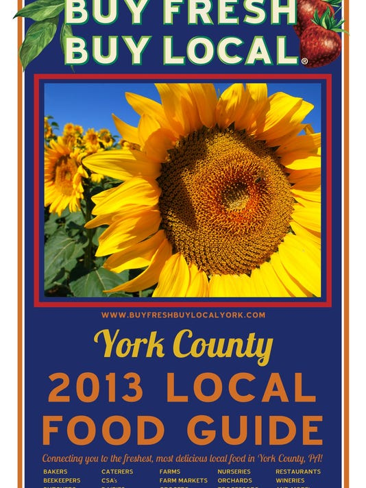 Pick up Buy Fresh Buy Local York County's Local Food Guide at a kickoff event  4 to 7 p.m. at Naylor Wine Shoppe in York Township or at any participating businesses throughout the growing season.