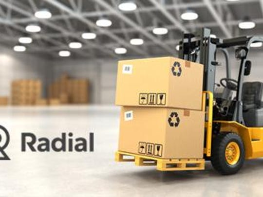 Radial Inc. says it will hire up to 3,000 seasonal workers to staff a Memphis warehouse for the coming holiday e-commerce peak.