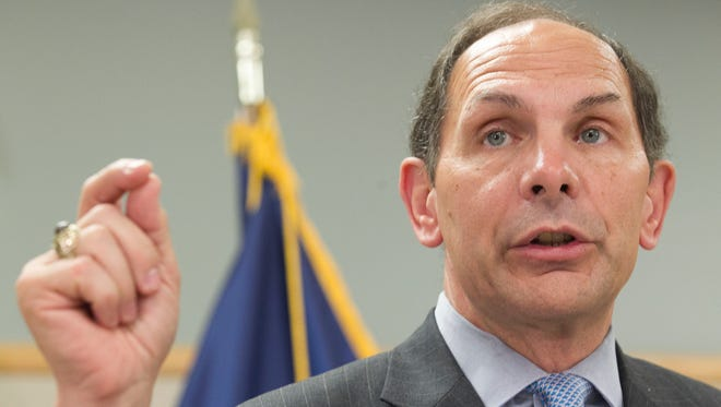 Department of Veterans Affairs Secretary Robert McDonald said Friday the nation's VA health care crisis was created primarily by demands of an aging population of Vietnam warriors, and it could resurface as those who served in Iraq and Afghanistan grow older.