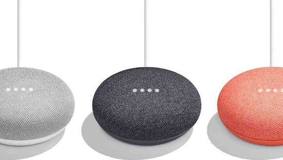 Use your smart speaker, like this Google Home Mini,