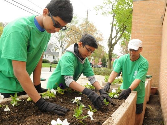 Nutley Project Earth Day 2016