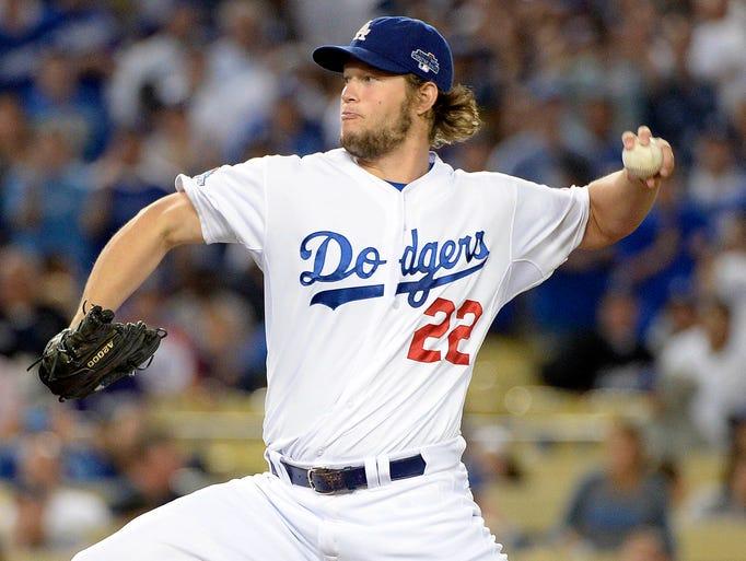 1. Clayton Kershaw, Dodgers